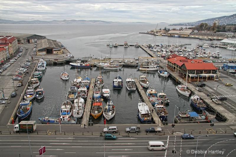 Boat Harbour, Hobart