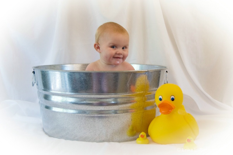 Now that's a big ducky!!!