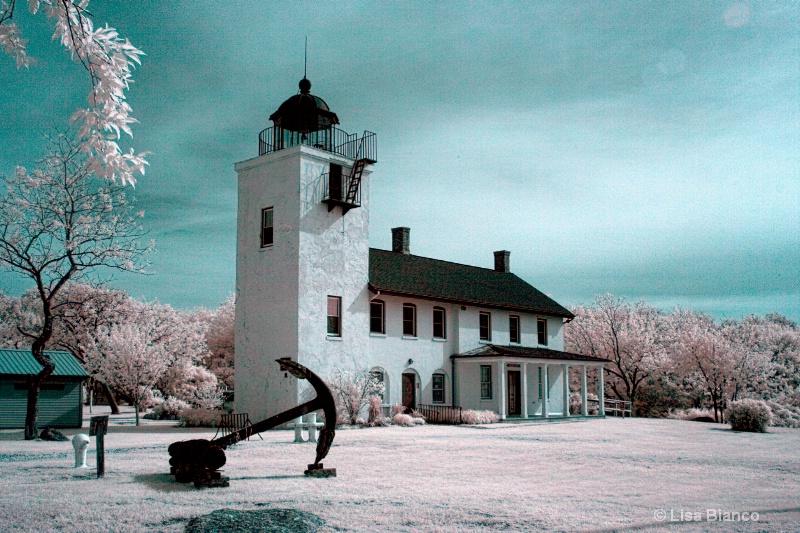 Horton Point Lighthouse - IR