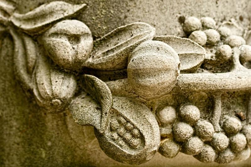 Longwood Urn Detail