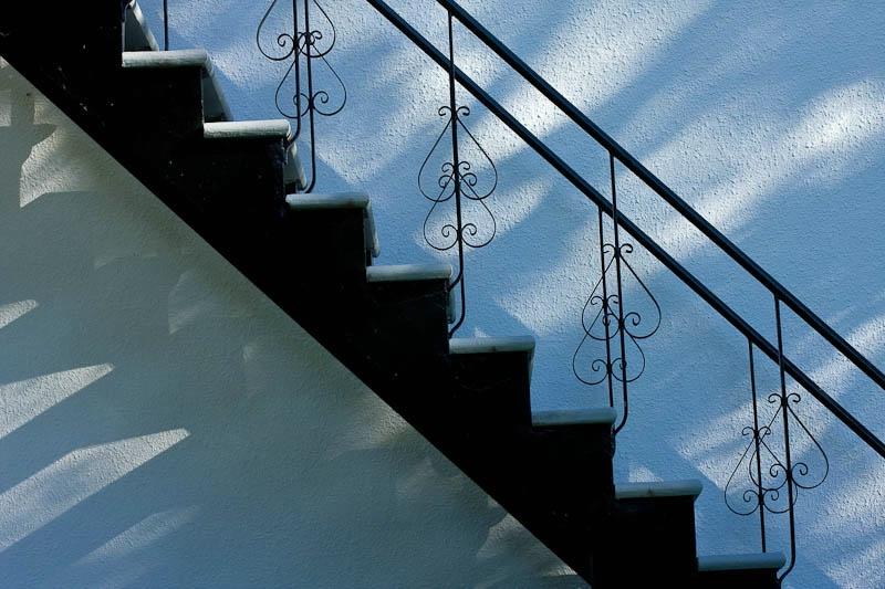 Sainte-Rose  Stairway