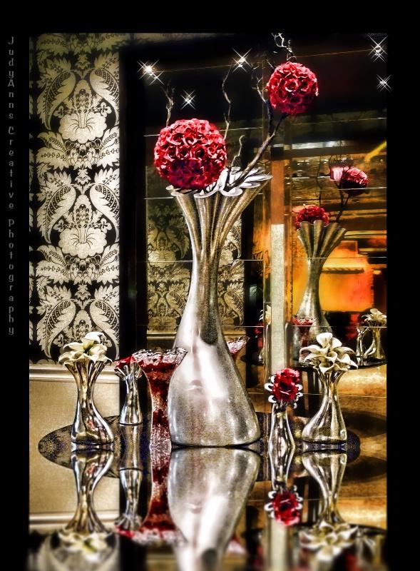 Vegas Vases