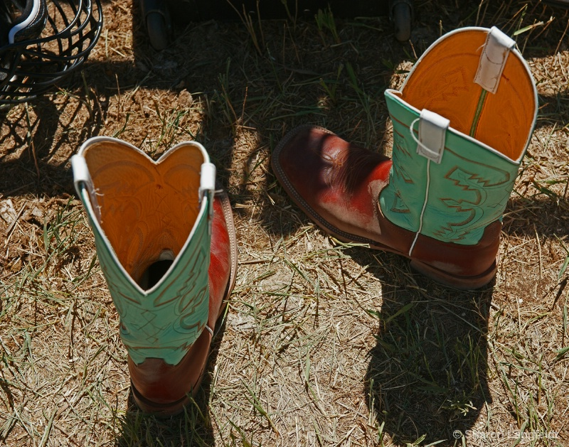 Bull Rider Boots