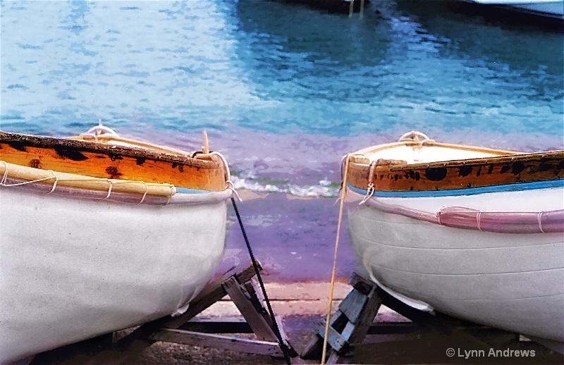 2 Boats in Capri