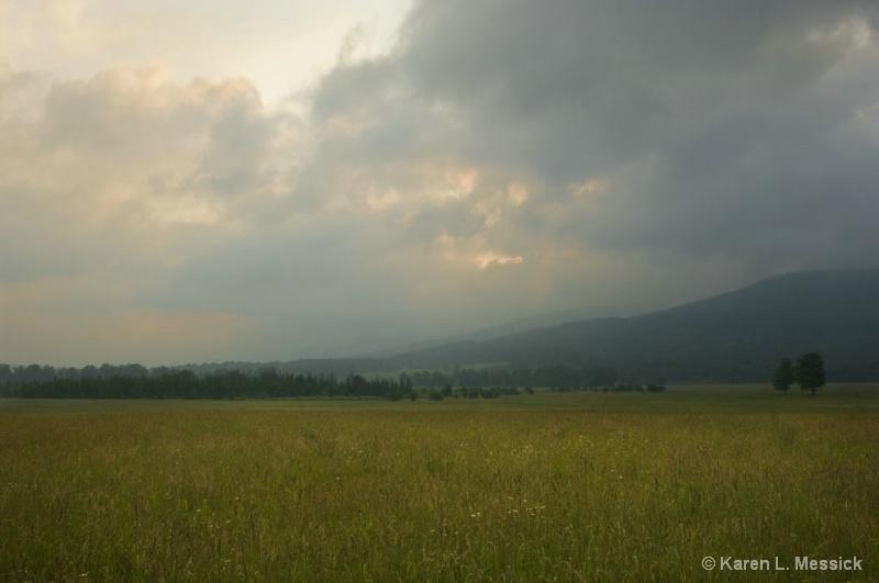 Canaan Valley Storm