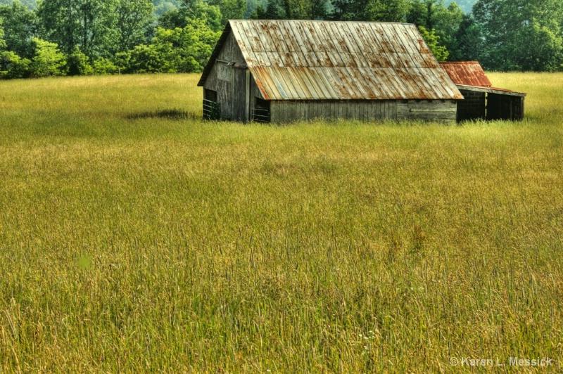 Dry Fork Barn