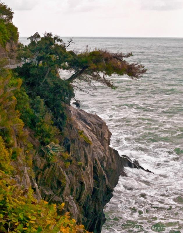 Walk of Love at the Cinque Terre