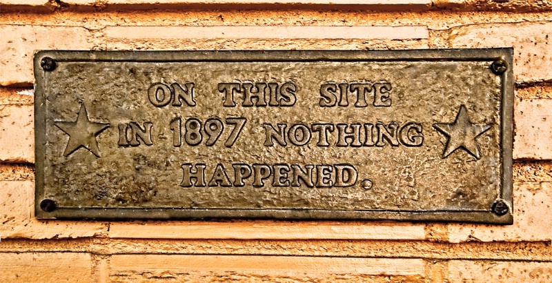 """""""Nothing Happened..."""""""