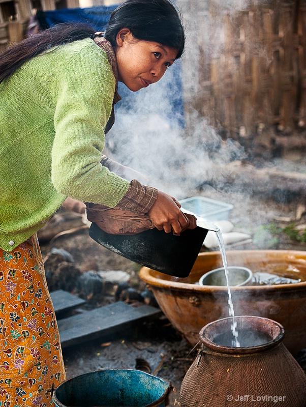 Village Life, Myanmar (Burma)