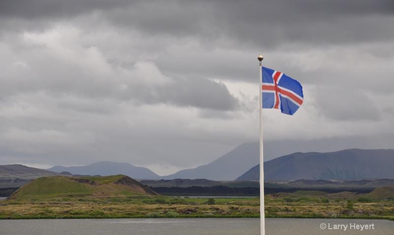 Iceland- Lake Myvatn area