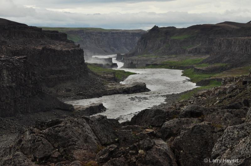 """Gullfoss- Iceland's """"Golden Waterfall"""""""