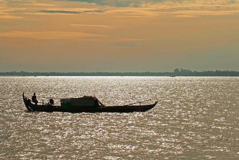 Mekong Fisherman