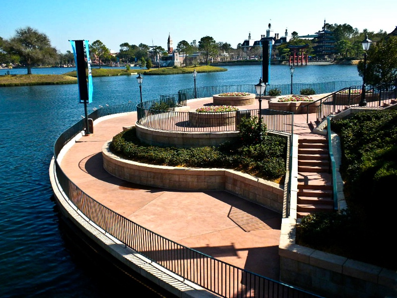 Epcot Waterfront