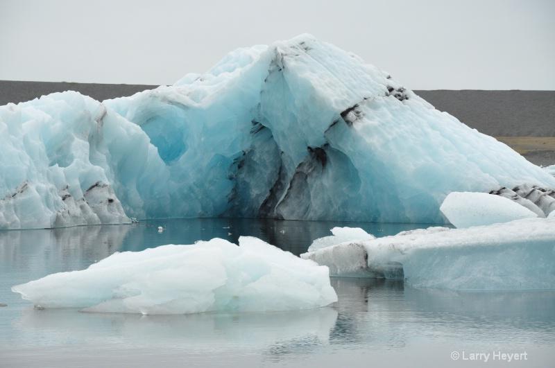 Iceland- Jokulsarlon Ice Lagoon