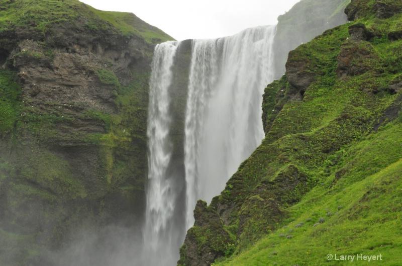 Iceland- Skogafoss