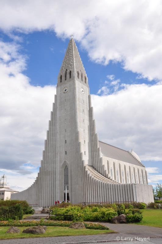 Reykjavik Iceland- Hallgrimskirkja Church