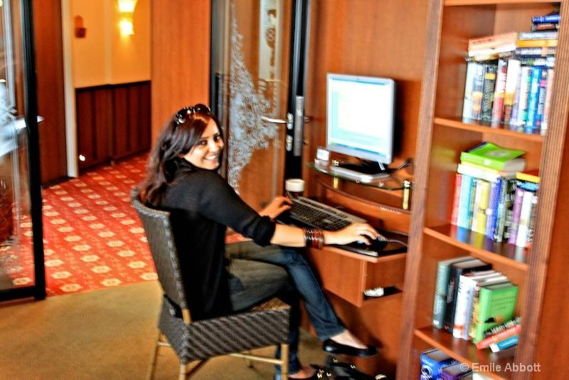 Kalpna Bhatia from UK