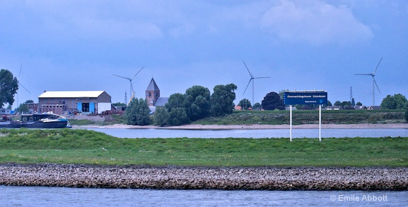 Clean Energy along the canal