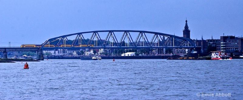 Entering Nijmegen