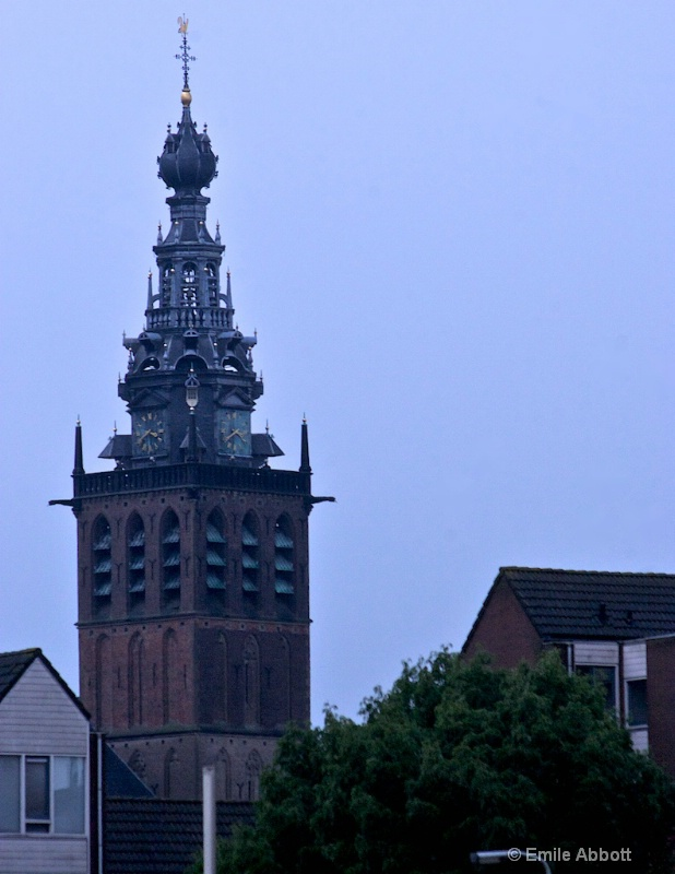 Steeple of St. Stevenkerk