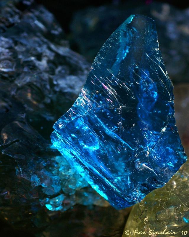 Royal Blue Mountain