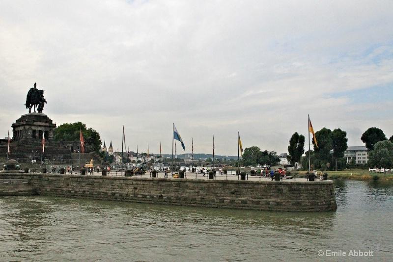 Koblenz, Emperor Wilheims I