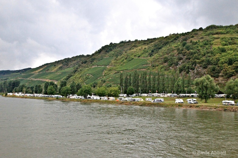 Camping near Boppard