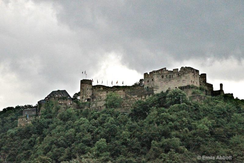 Rheinfels Castle, St. Goar