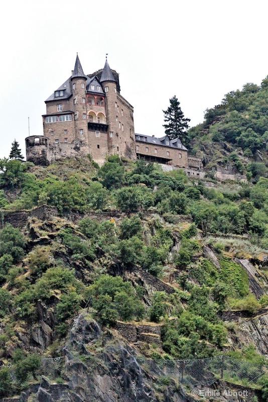 Katz Castle, St. Goarshausen