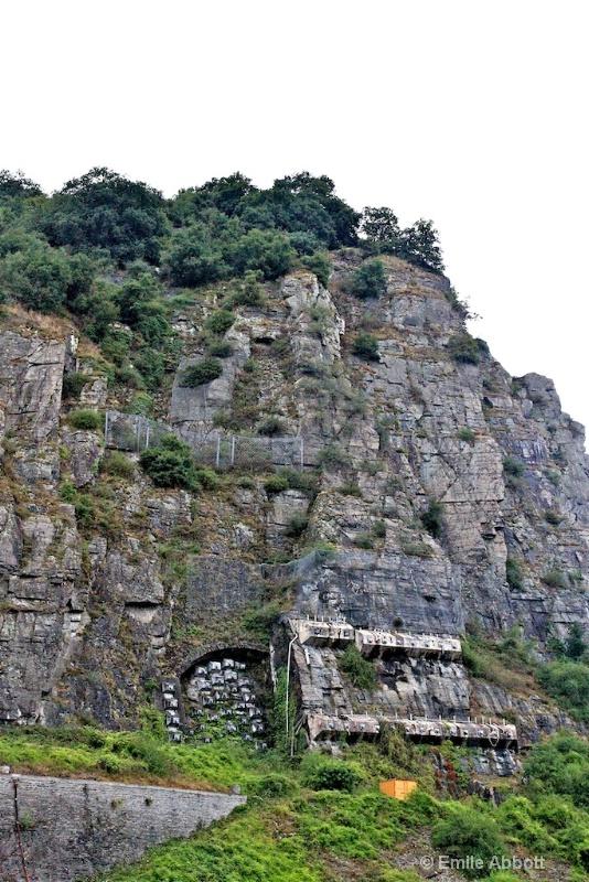 Tunnel exit at Die 7 Jungfrauen