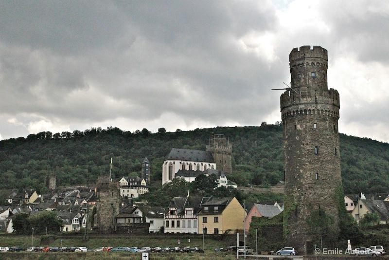 Towers of Oberwesel