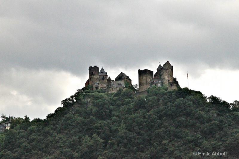 Schonburg Castle, Oberwesel