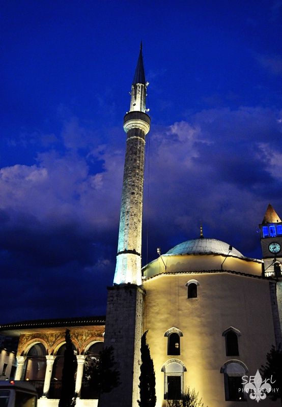 Mosque@@Tirana, Albania