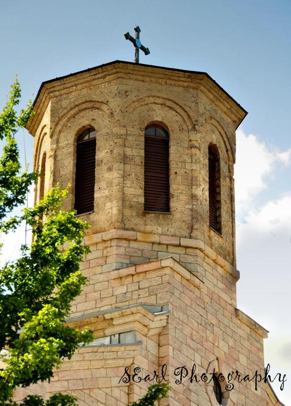 The Church in the Village of Galichnik