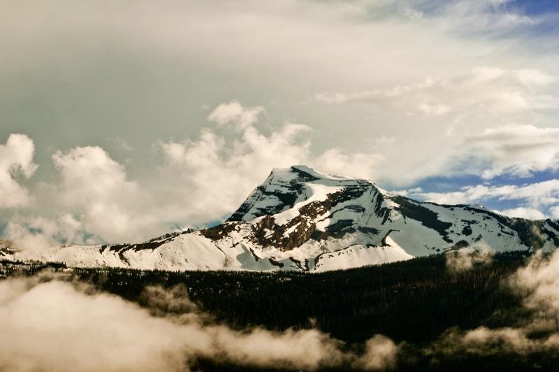 Mountain in Montana