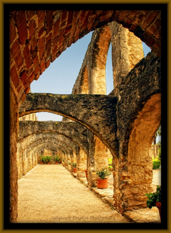 Mission Arches