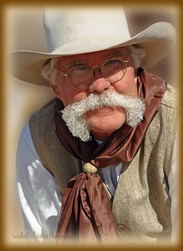 An Expression of the Old West