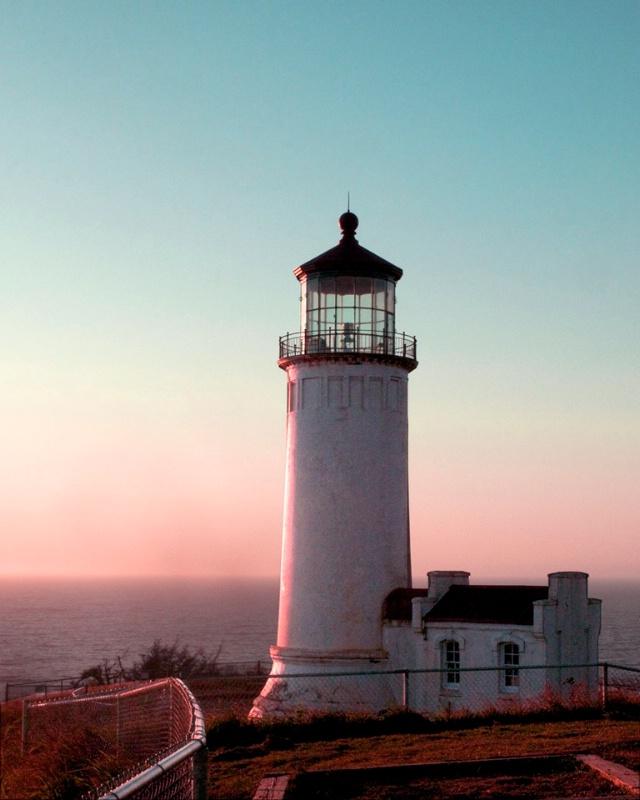Cape Discovery Lighthouse, WA