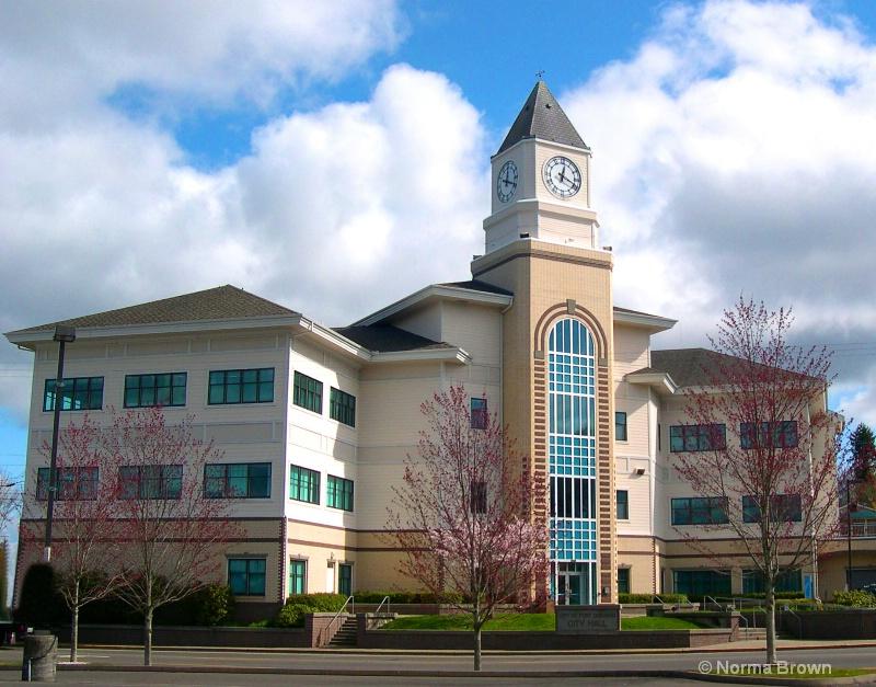 Port Orchard City Hall, WA