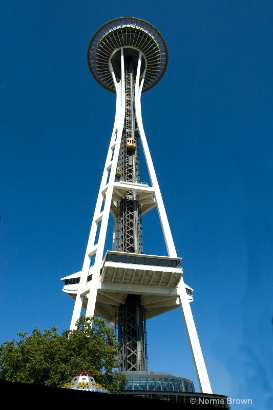 Seattle Space Needle, WA