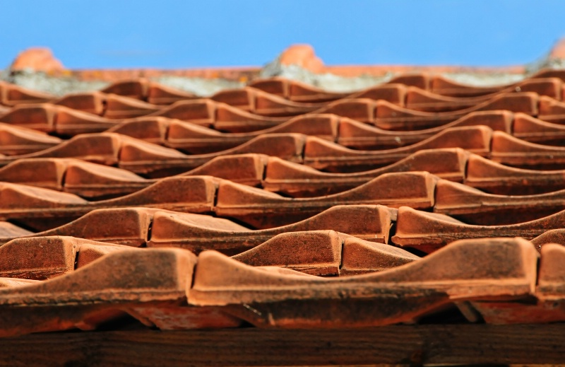 Red Tile Roof of Kosovo