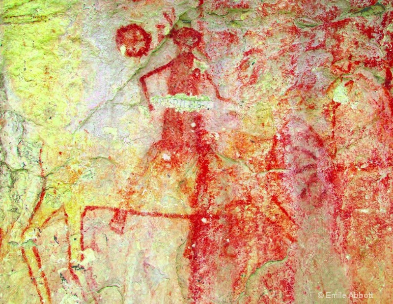 Comanche Rider in btn12 color space