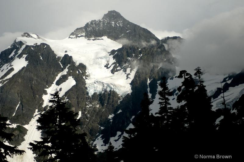Mt. Shuksan, WA