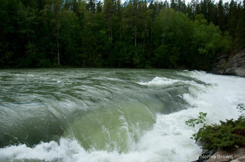Rearguard Falls  BC - Canada