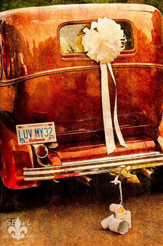 Wedding Car@@Texture