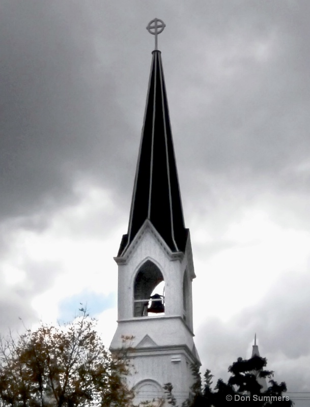 First Church of Lombard circa 1880, 2009