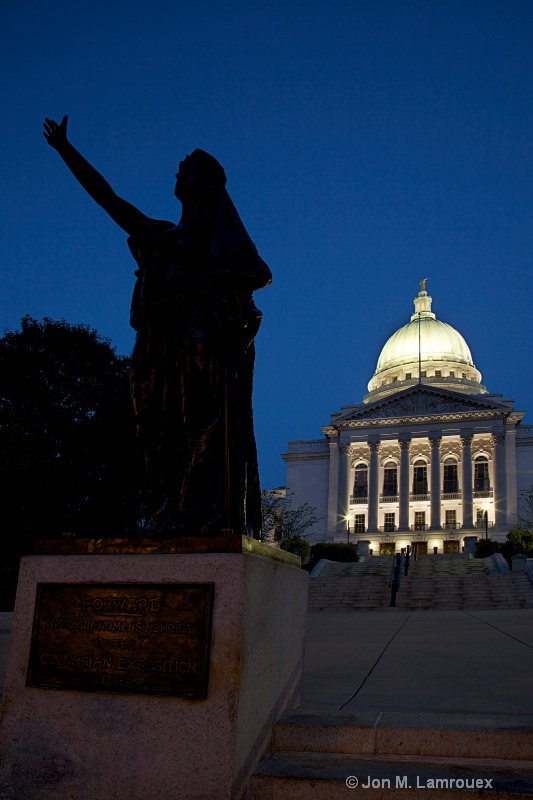 Moving Forward - The women of Wisconsin