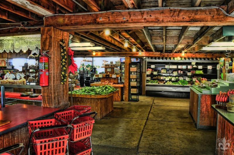 HDR@@Farmer's Market Chicago