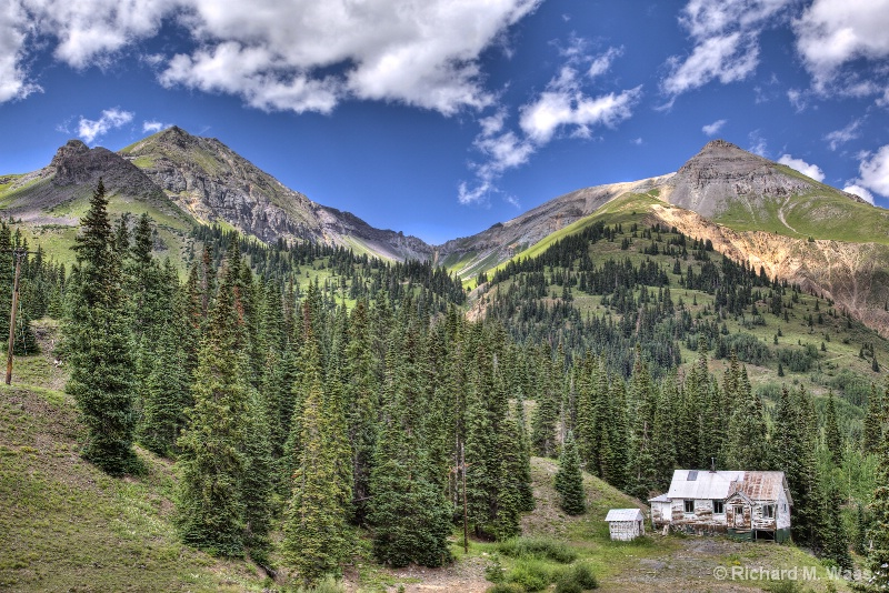 On the Road to Ouray