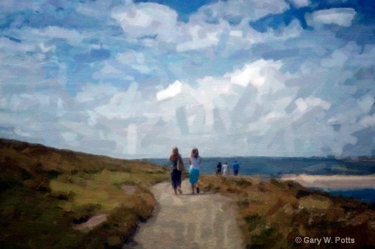 A Sunday Stroll In Cornwall